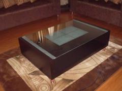 Mao Coffee Table in Dark Choco