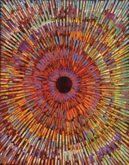 Tiger's Eye Art
