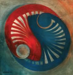 Painting of Erahbor Emokpae