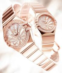 Omega Raises Constellation Collection