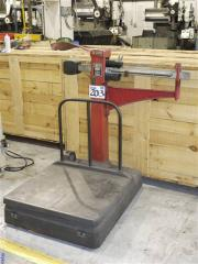 Avery 3205 ABA Mechanical Platform Scales