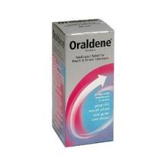 Oraldene Mouthwash (100ml)