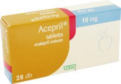 Acepril 10mg (30 Tabs)