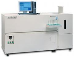 Inductively Coupled Plasma Emission Spectroscopy