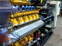 Standard gas & Combined Heat & Power (CHP) generators