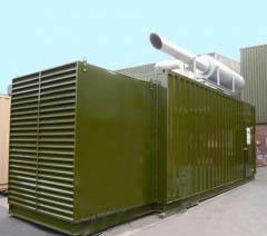 High quality bespoke generators