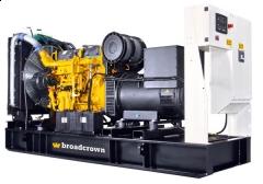 50Hz and 60Hz diesel generators
