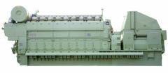 Medium speed generators