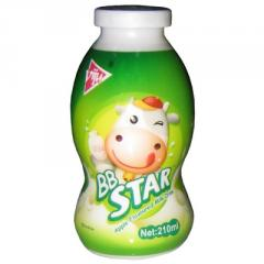 210ml Apple milk drink