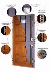 Magen Security Doors