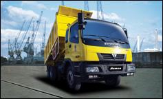 40 tons Tipper