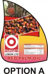 Target Red Palm Oil