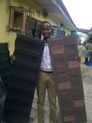 Roofing sheets in Nigeria, shingle, aluminium