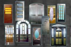 Original kitchen/ toilet doors from Batlan Concept