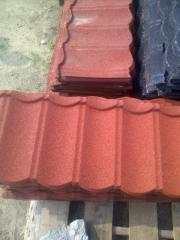 Current price of stone coated roof tiles in Nigeria