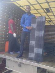 Roofing sheets in Nigeria (aluminium)