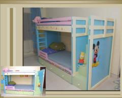 Bunk bed for children, Cosys&crafts