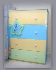 Сhest of drawers cosys&crafts