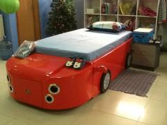 Sports Car Bed  cosys&crafts