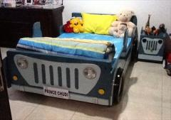 Sports Car Bed for children by Cosys&crafts