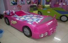 Sports Car Bed for girl Cosys&crafts