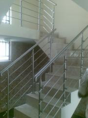 Aluminum and Stainless Railings