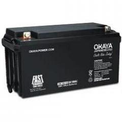 Okaya 12V 200AH Deep Cycle Battery