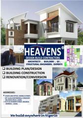Building Construction - Heavens