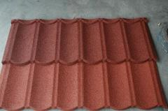 Quality Heritage Stone coated roofing sheets