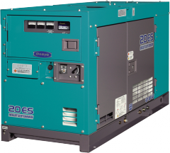 20kVA Denyo Excellent Silent Soundproof Diesel