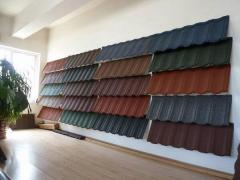 Hybrid Stonecoated Roof Tile