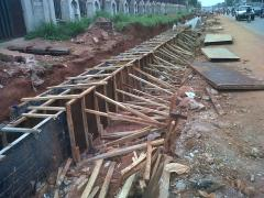 Drains and all form of concrete work