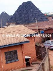 Stone Coated Step Tiles Roofing Sheets In Lagos