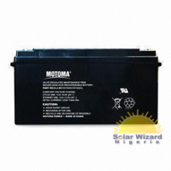 100Ah Solar Deep Cycle Battery