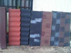 Newzealand quality stone coated roofing sheet