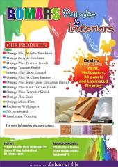 Paints and Interior