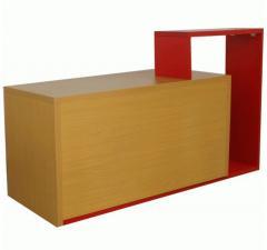 Eezy Office Furniture: Wepu Reception Desk