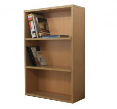 Eezy Office Furniture: Dobe Three-Level Bookshelf