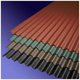 Gutter Roofing Sheets