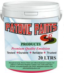 Patovic Paints