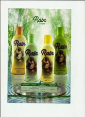 Rian Shampoo, Conditioner, Body Lotion, Body Wash, Relaxer.