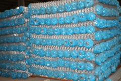Chain-link fencing wire