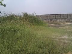 A full 720 square meter plot of land good for public and residential buildings