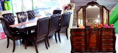 Chesterfield dining set