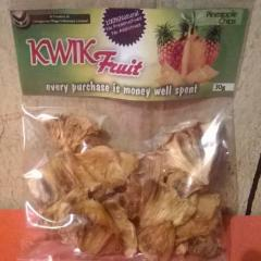 Kwik Fruit Pineapple Chips