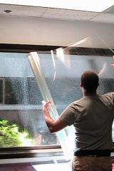 Anti Shatter Protection Film