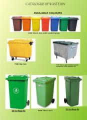 High Quality Environmental Durable Waste Bin