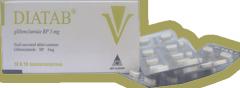 Diatab Tab 5mg (Glibenclamide)