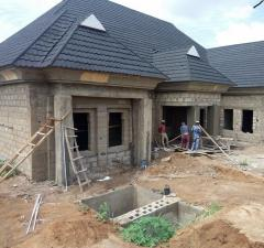 Cost of stone coated roofing sheet in Nigeria