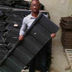 Docherich quality stone coated roofing sheet from newzealand 07062764235